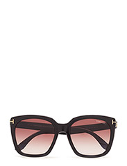 Tom Ford Amarra - 01T SHINY BLACK / GRADIENT BORDEAUX