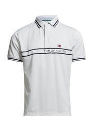 Tournament Polo - White