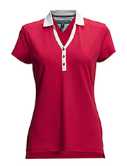 Meryl SS Polo - barberry