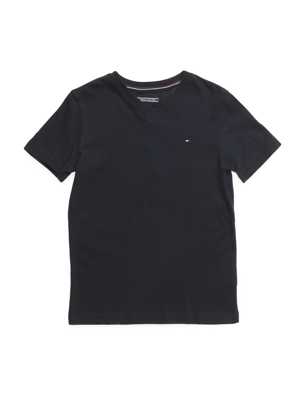 Original Vn Tee S/S. Tommy Hilfiger Kortærmede t-shirts til Børn i Blå
