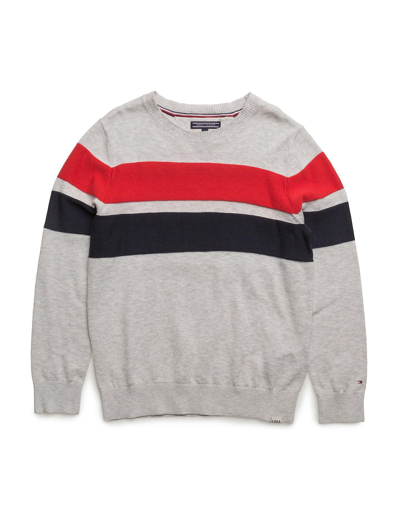 tommy hilfiger – Ame cn sweater l/s fra boozt.com dk