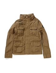 DOCKS JACKET - ARMY