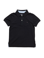 TOMMY POLO S/S - BLUE
