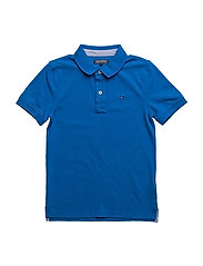 AME TOMMY POLO S/S - BLUE