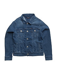 BOYS DENIM JACKET VMPSTR - DENIM