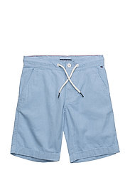 AME STRUCTURED CHINO SHORT CDO - BLUE