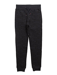 ALL-OVER PRINTED SWEATPANT - BLUE
