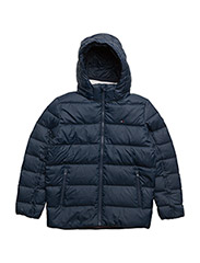 AME THKB BASIC DOWN JACKET - NAVY BLAZER