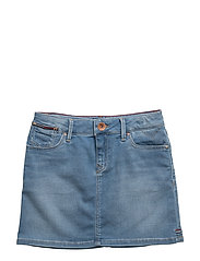 NAOMI DENIM SKIRT SSMLSTR - DENIM