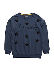 D STAR CN HWK L/S - BLUE