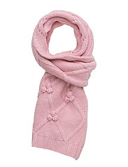 SOLID MINI SCARF - PINK