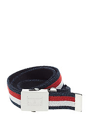 GIRLS WEBBING BELT - CORPORATE GLITTER