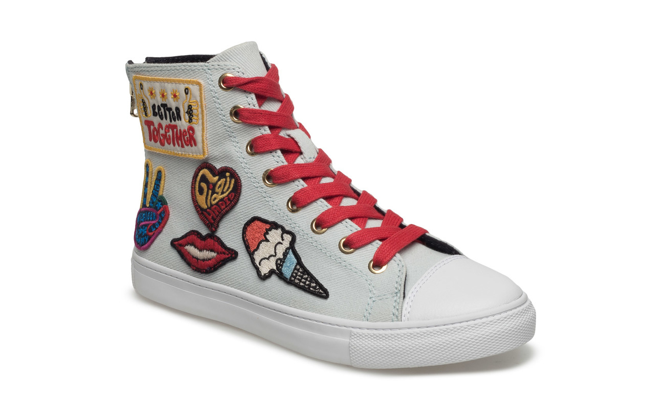 Tommy Hilfiger HIGH TOP SNEAKER GH 1C