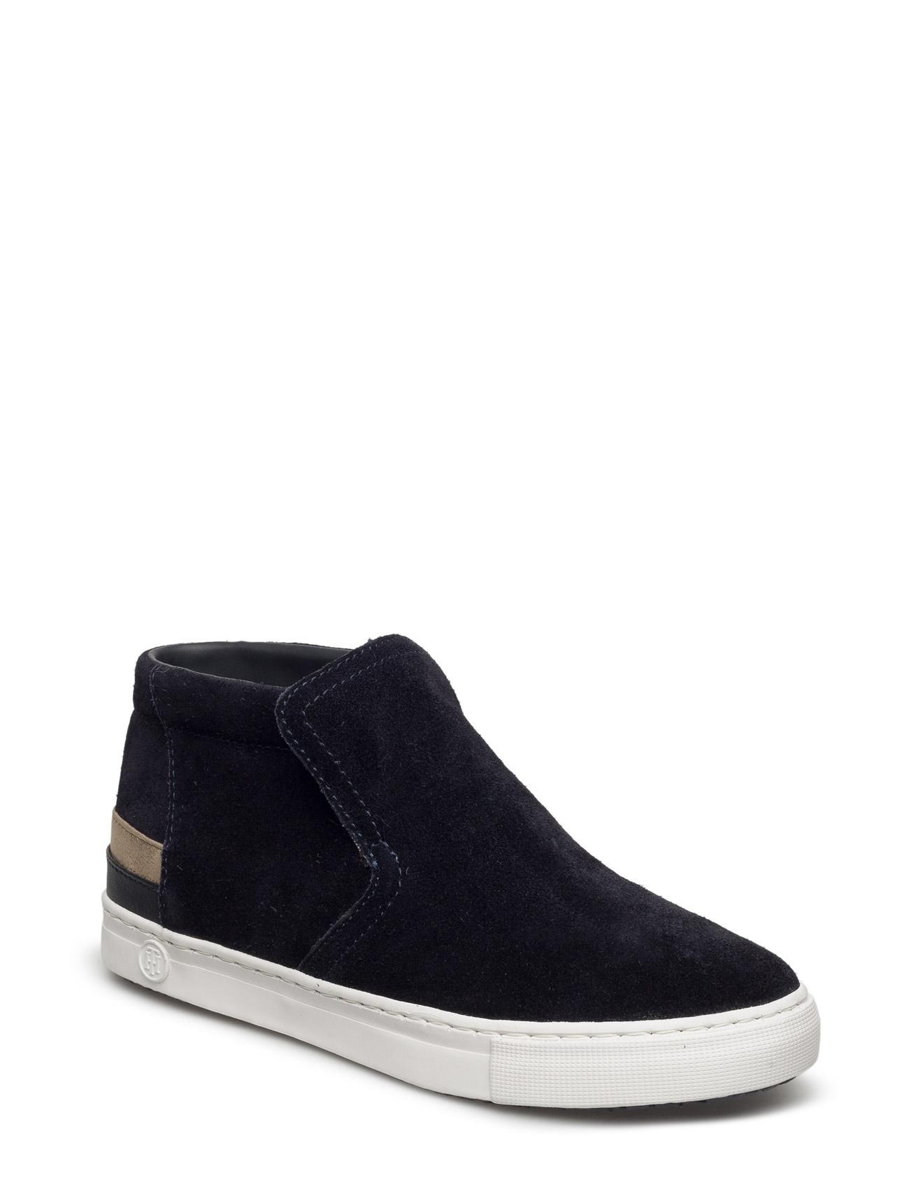 J1285eanne 4b Tommy Hilfiger Sneakers til Damer i Midnight blå