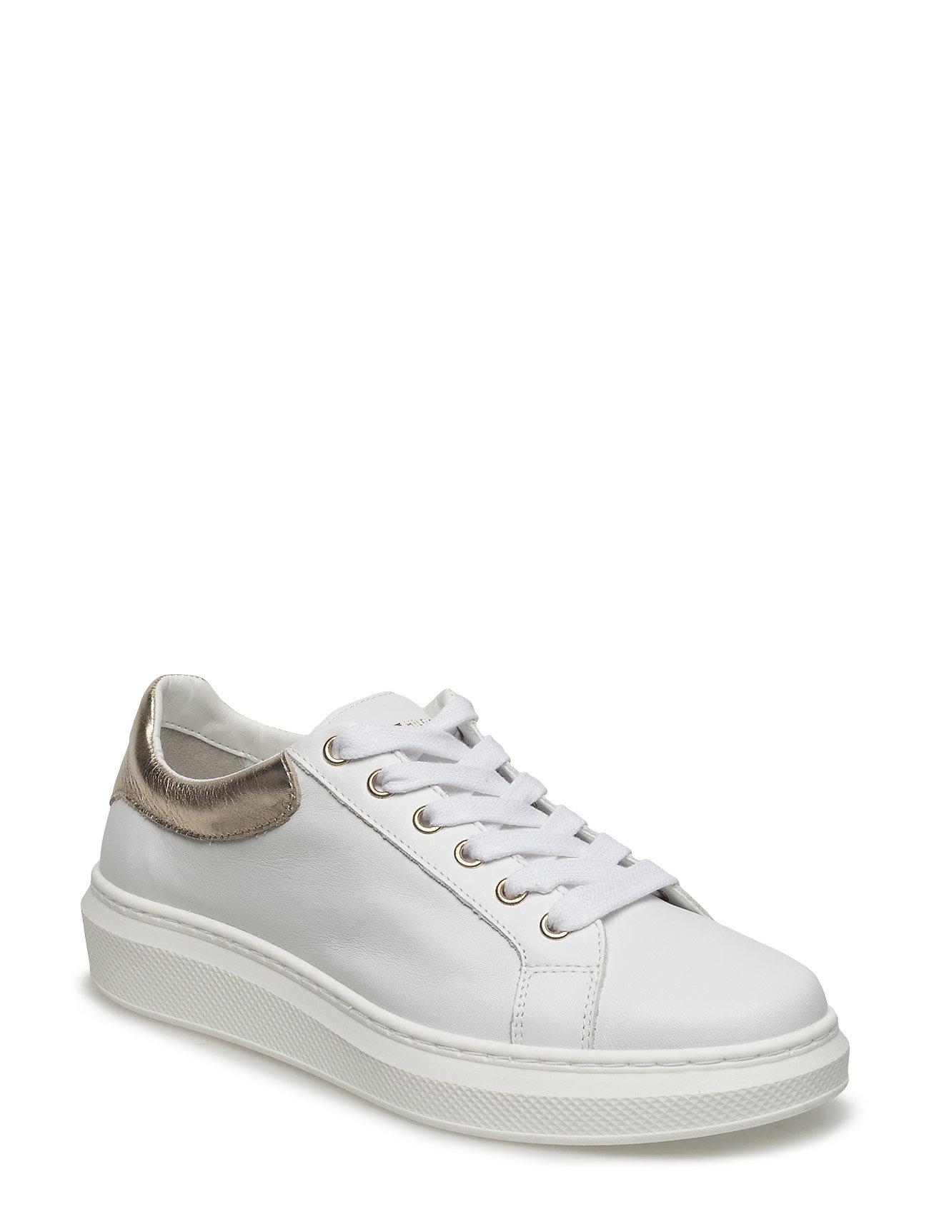S1285abrina 1a1 Tommy Hilfiger Sneakers til Damer i hvid