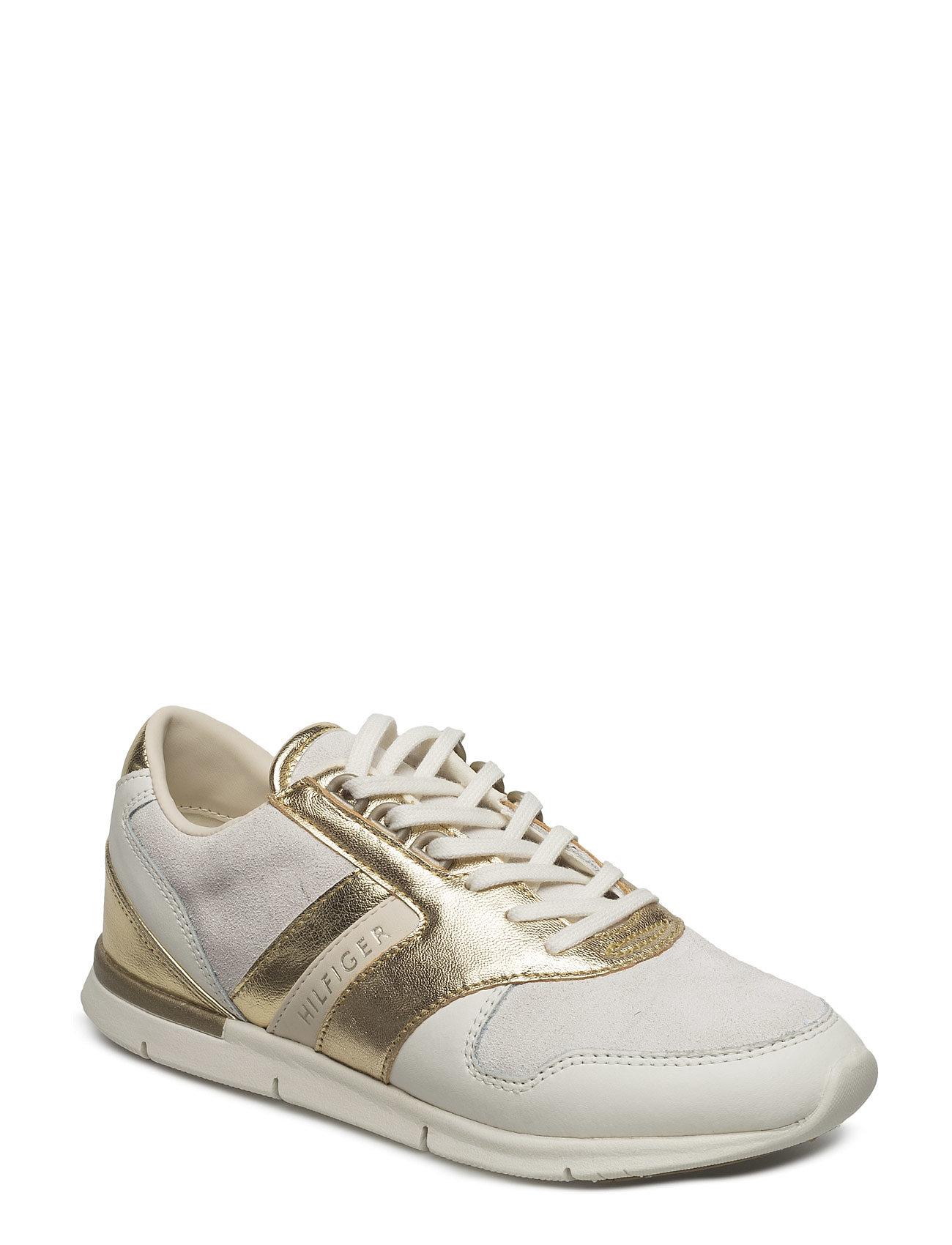 S1285kye 1c1 Tommy Hilfiger Sneakers til Damer i hvid