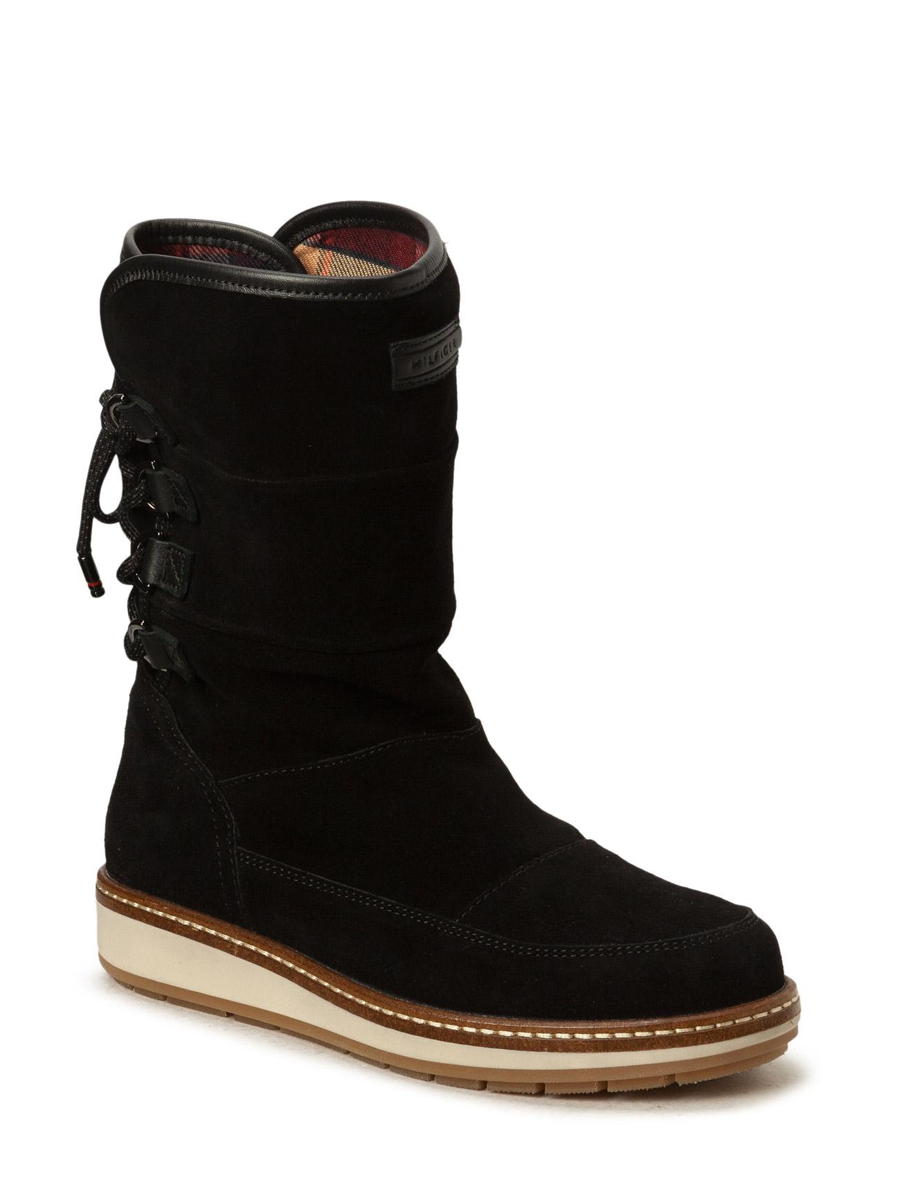 Wooli 8b Tommy Hilfiger Shoes Vinter Støvler