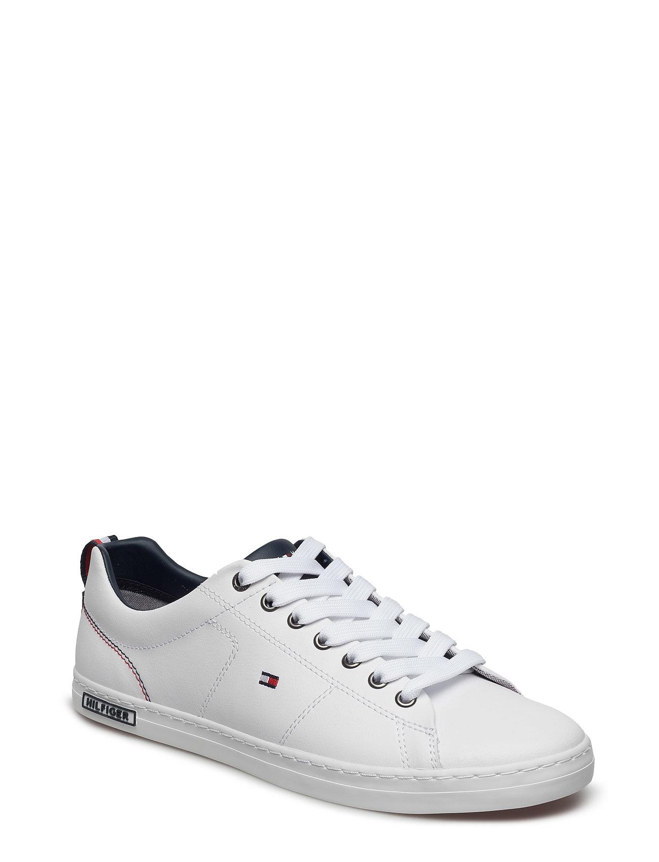 c348176baa3f Int K2285ay 1a Tommy Hilfiger Sneakers til Herrer i hvid ...