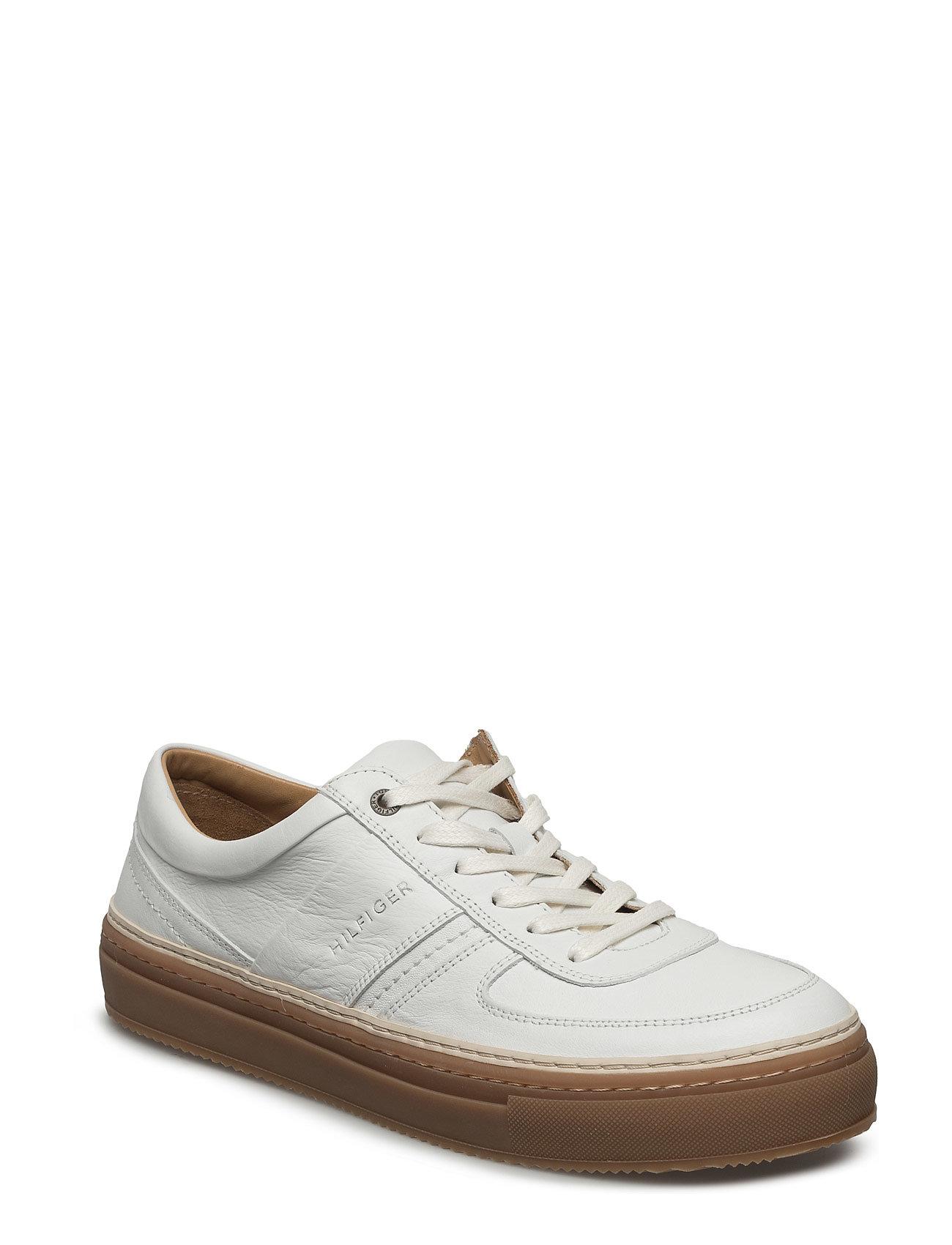 B2285lanc 2a Tommy Hilfiger Sneakers til Herrer i hvid