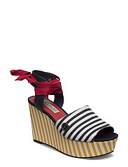 GH STRIPEY WEDGE - RWB