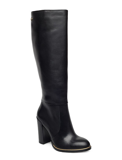 Gh High Leather Boot 3a
