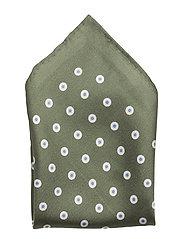 POCKET SQUARE PSQDSN17305 - GREEN