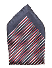 Pocket Square PSQPRT17402 - RED