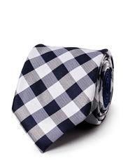 Tie 7.5cm TTSCHK15206 - BLUE