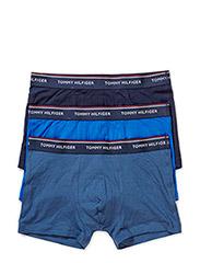 Stretch trunk 3 pack premium ess 2 - BLUE