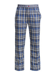 Jerry woven pant - BLUE