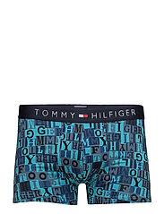 TRUNK TOMMY LOGO, XL - ALGIERS BLUE