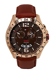 TOMMY HILFIGER BARON GMT Mens - Gold