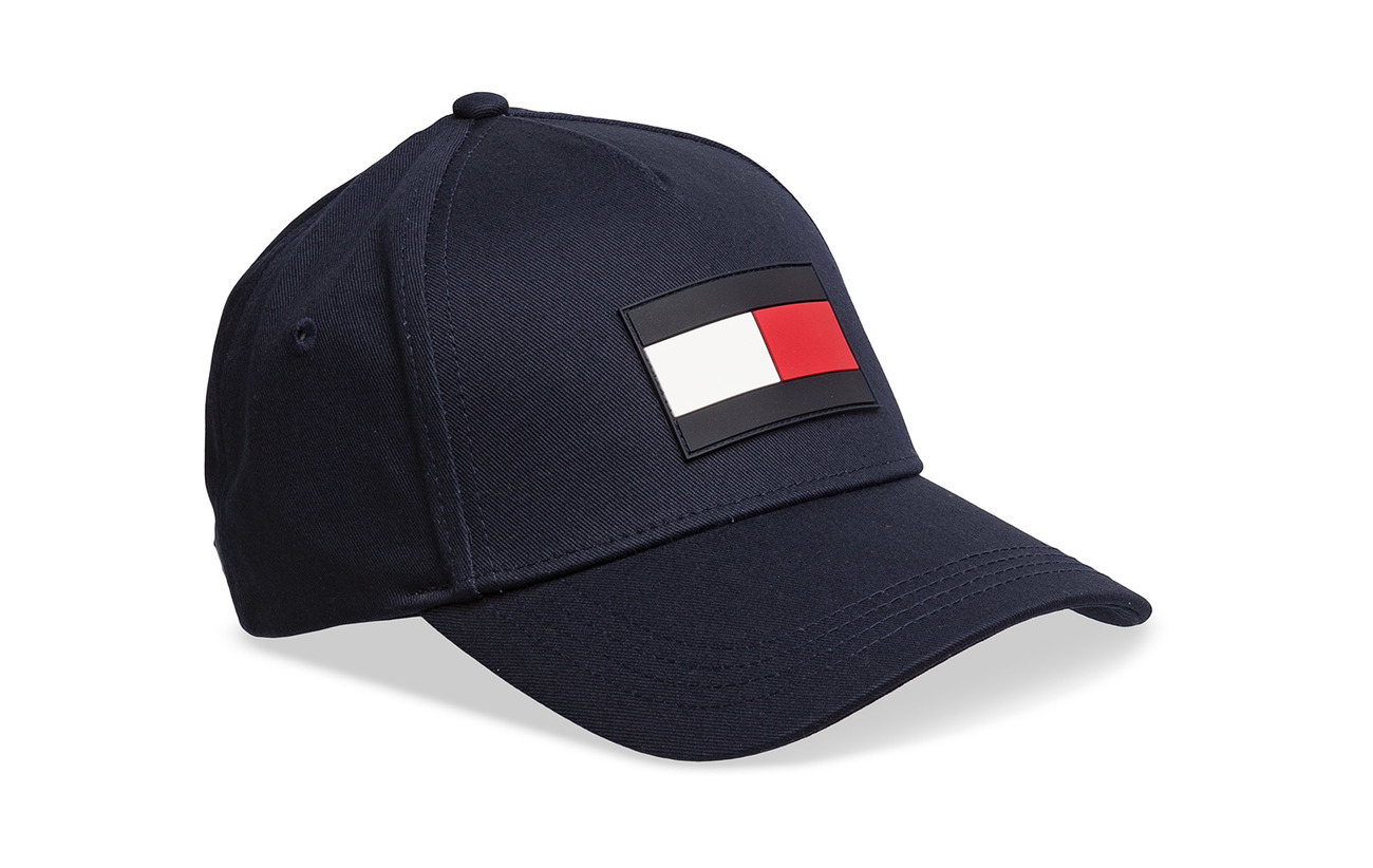 Tommy Hilfiger Laukut Miehet : Th flag cap os tommy navy