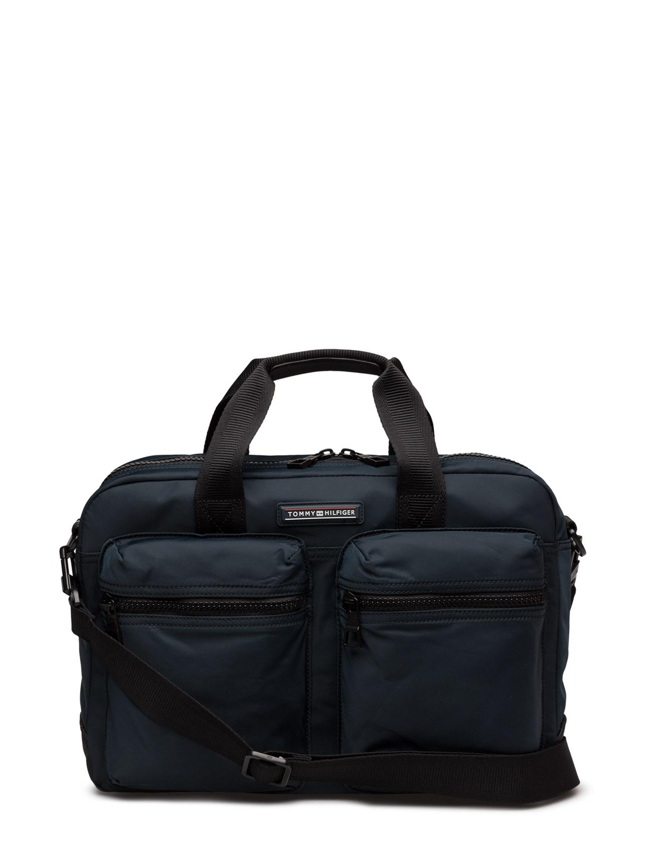 Easy Nylon Computer Bag Tommy Hilfiger Computer tasker til Mænd i Sort