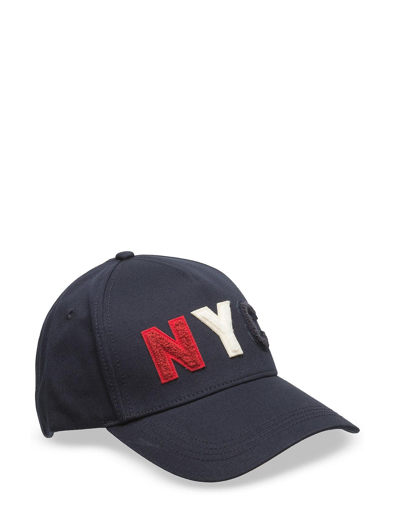 Nyc Baseball Cap Tommy Hilfiger Hatte & Caps til Herrer i Blå