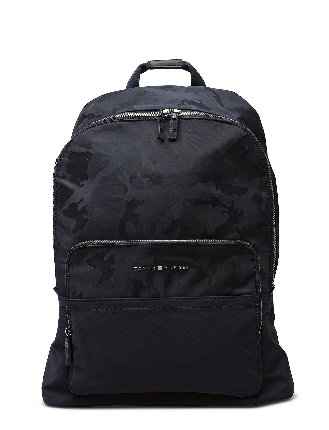 tommy hilfiger – Tailored nylon backpack fra boozt.com dk