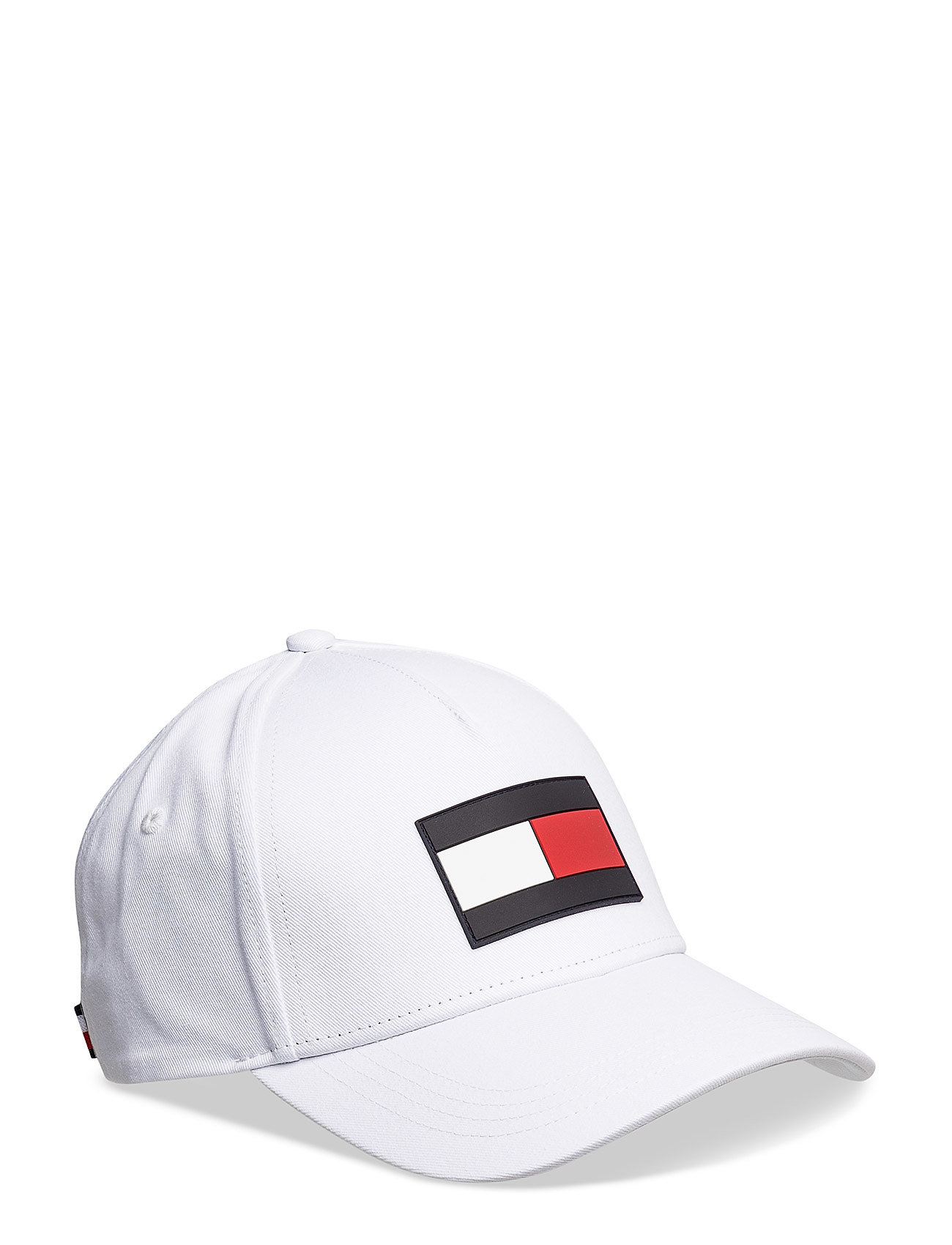 Tommy Hilfiger Laukut Miehet : Th flag cap os bright white  tommy