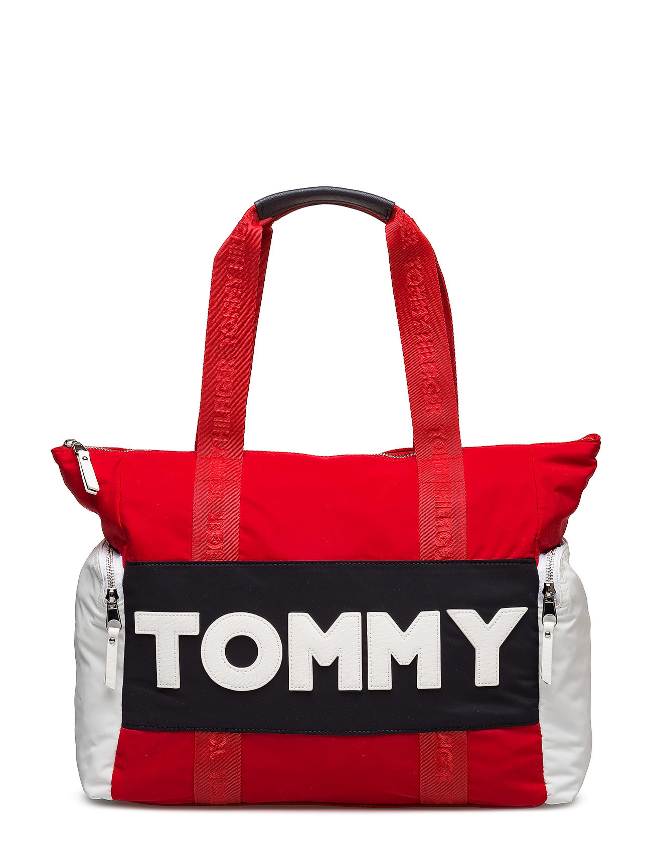 Tommy Hilfiger Laukut Miehet : Tommy nylon tote corporate cb