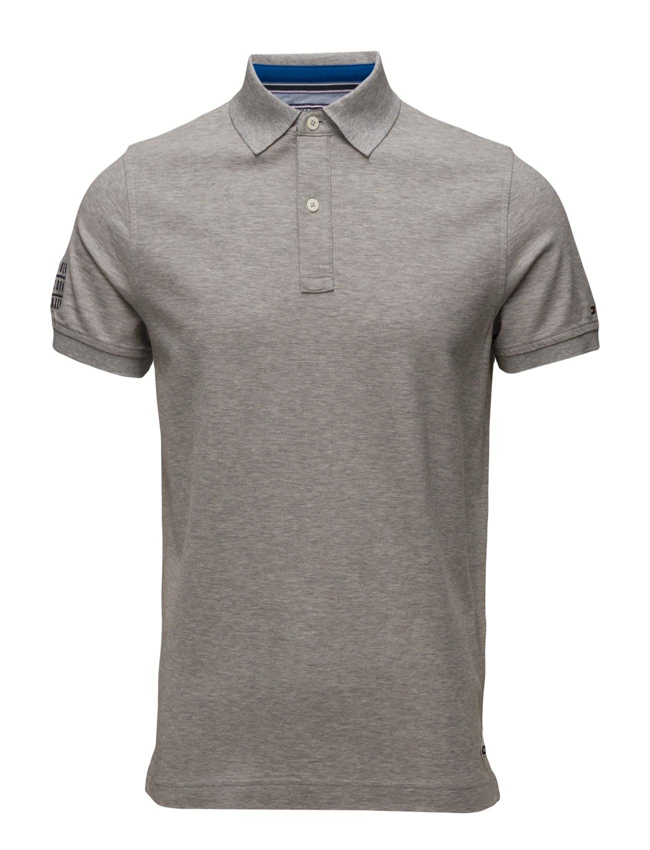 Brody Polo S/S Sf Tommy Hilfiger Kortærmede polo t-shirts til Mænd i Blå