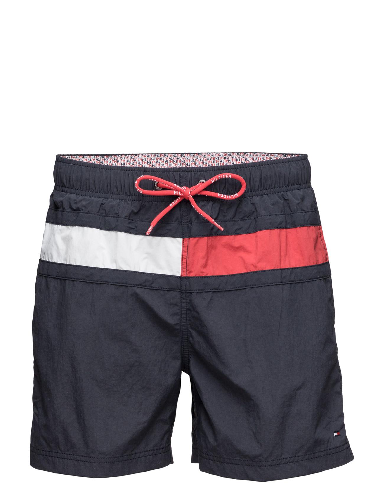 Flag Trunk Tommy Hilfiger Shorts til Mænd i hvid