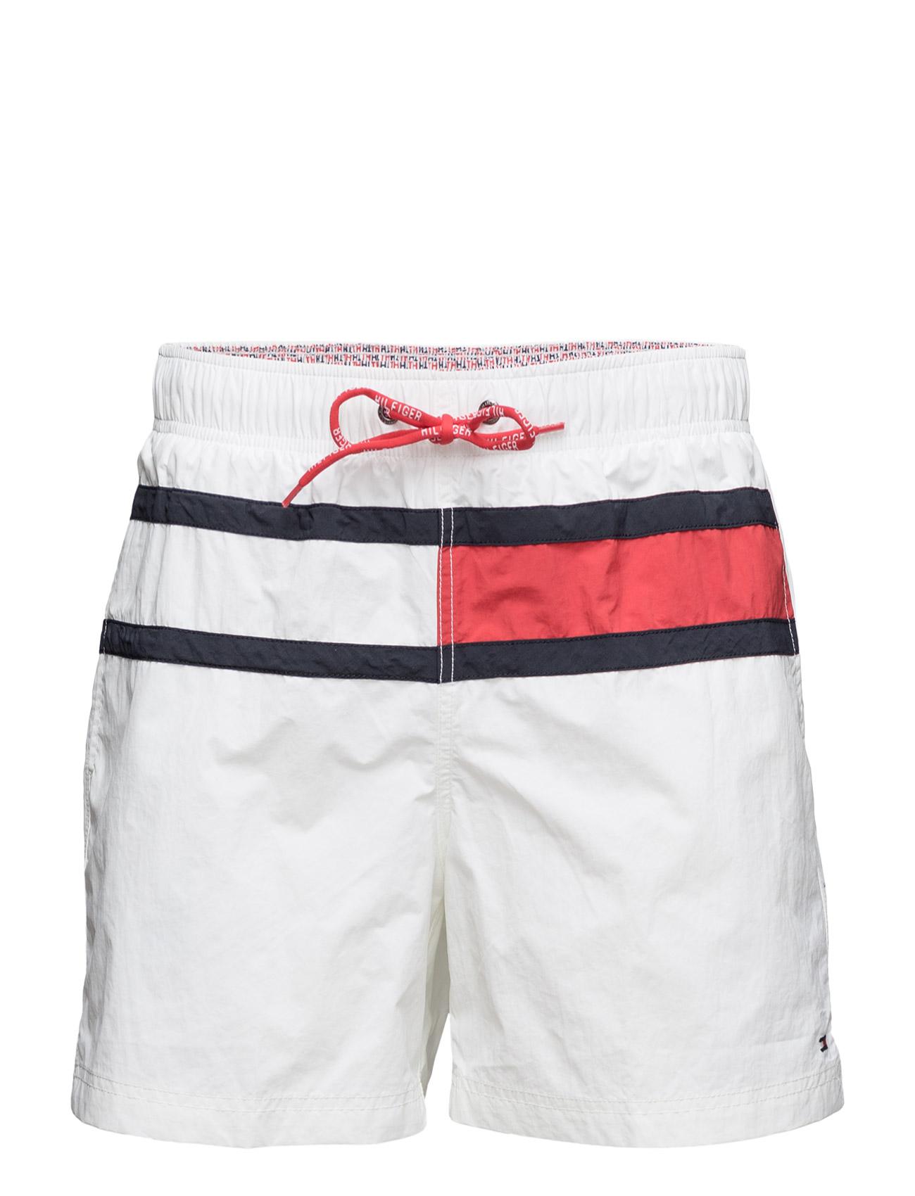 Flag Trunk Tommy Hilfiger Badetøj til Mænd i hvid