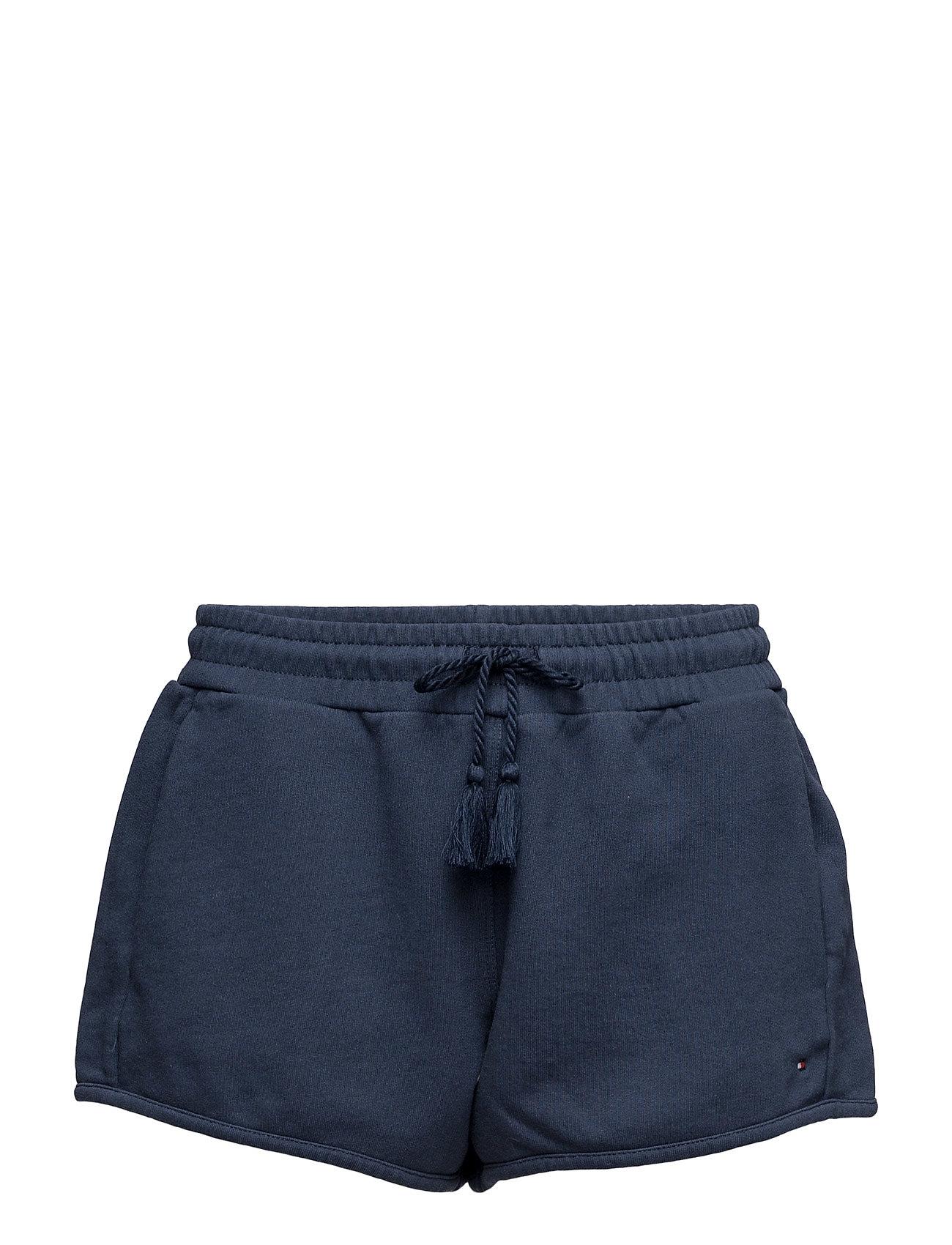 Kiara Sweat Shorts Tommy Hilfiger Loungewear til Damer i Blå