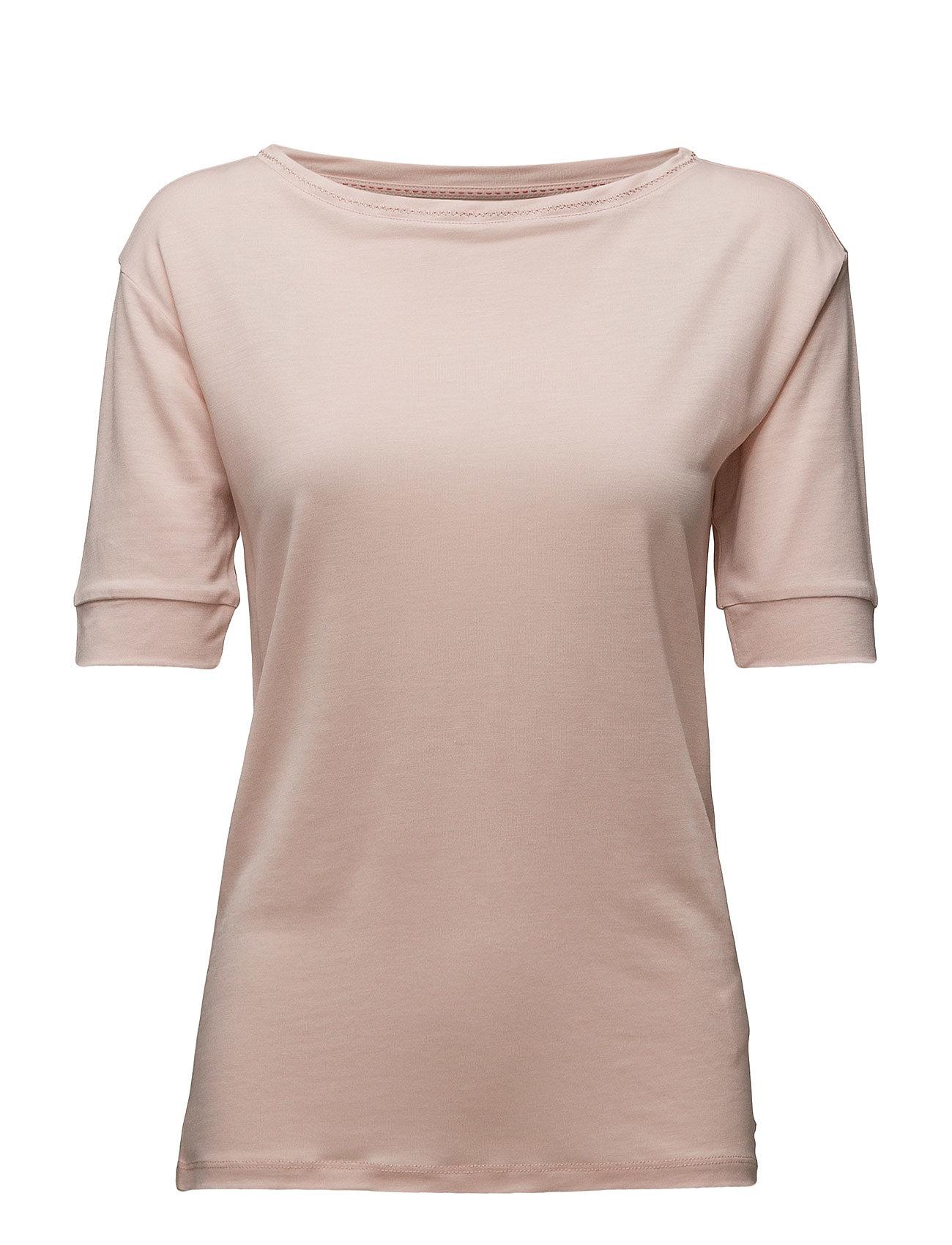 Charlie  Round-Nk 1/2 Slv Tommy Hilfiger T-shirts & toppe til Kvinder i