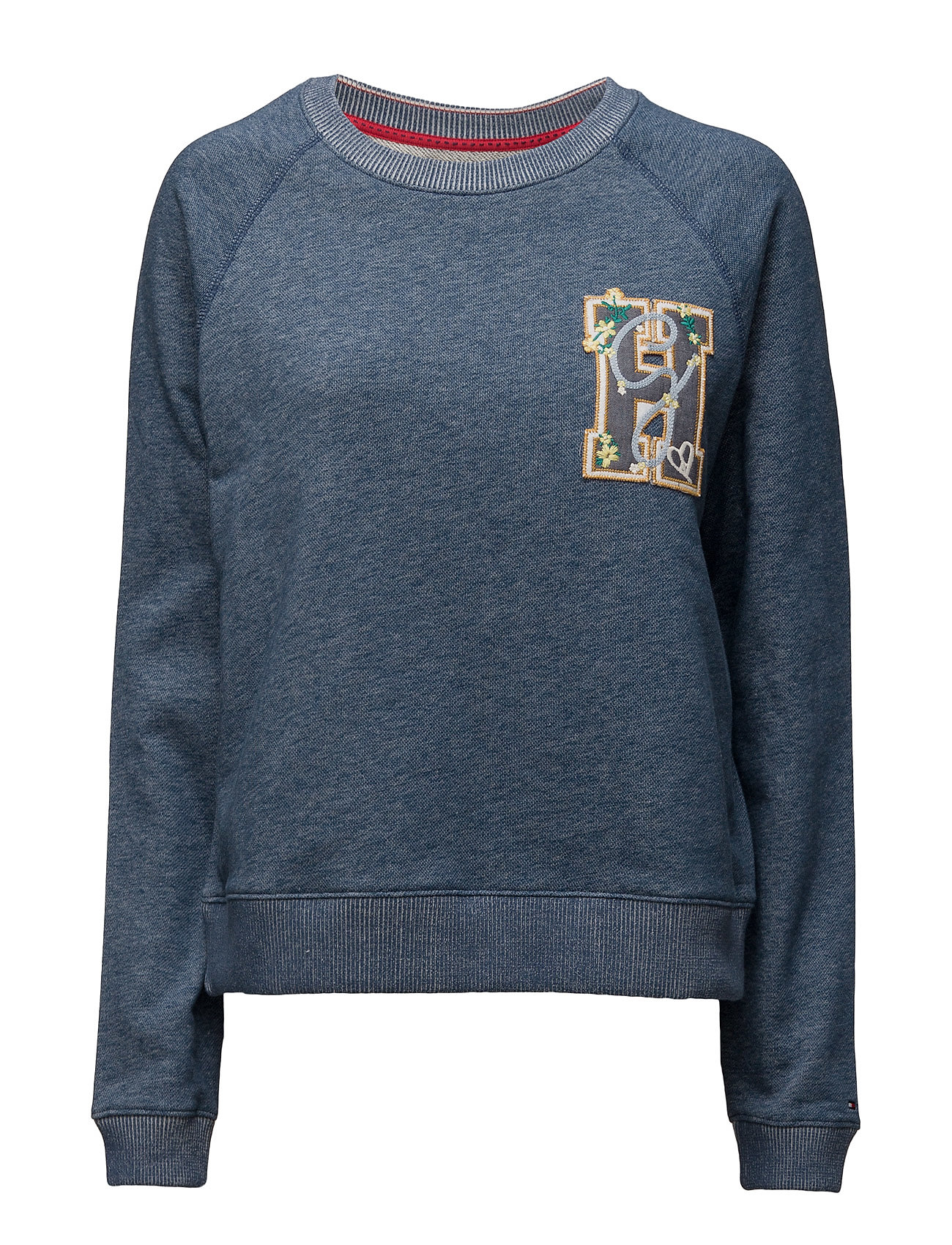 Tommy Hilfiger Cotton Sweatshirt Gigi Hadid