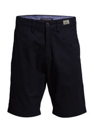 BROOKLYN 10 SHORT BOSTON TWILL - BLUE