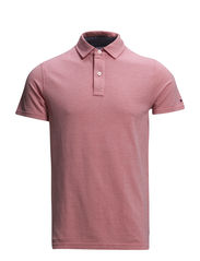 NEW OXFORD POLO S/S SF - RED