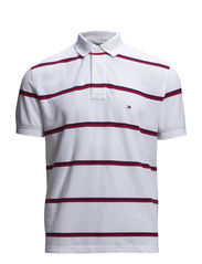 DOUBLE BAR STP POLO S/S RF - WHITE