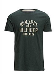 HARRY TEE S/S RF - GREEN