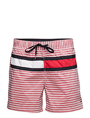 FLAG TRUNK YD CARSON STP - RED