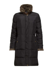 NAOMI DOWN COAT - MASTERS BLACK